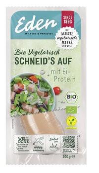 Schneidïs auf vegetarisch 1St, 200g