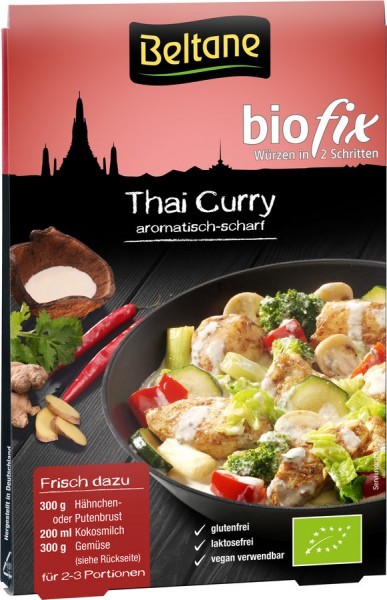 biofix Thai-Curry, Stück
