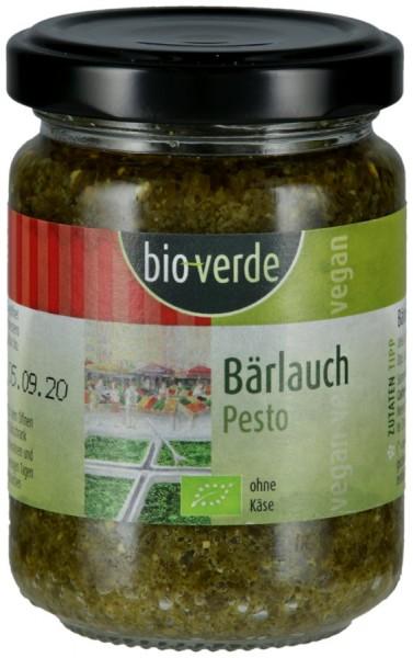 Bärlauch-Pesto vegan, 125ml