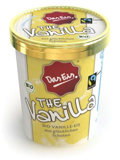Familieneisbecher The Vanilla, 500ml