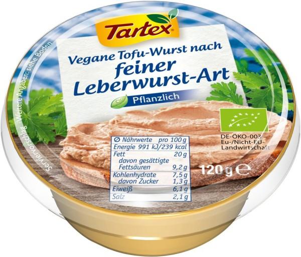 Wie feine Leberwurst, 120g