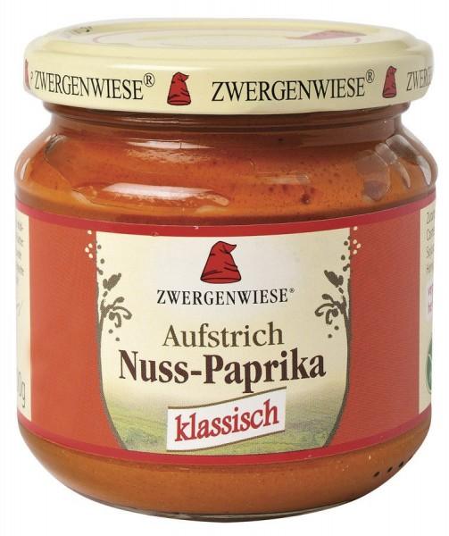 Aufstrich Nuss-Paprika glutenfrei, 200g