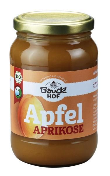 Apfel-Aprikosenmus gesüßt, 360g