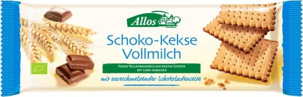 Schoko-Kekse Vollmilch, 130g