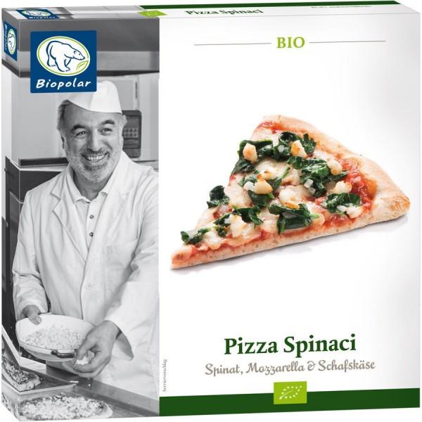 TK-Holzofen-Mini-Pizza Spinacio, 2x120g