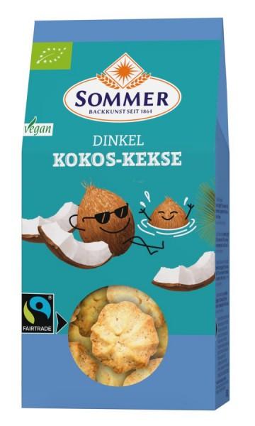 Dinkel-Kokosgebäck - FairTrade, 150g
