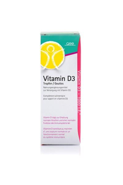 Vitamin D3 - Tropfen, 50ml