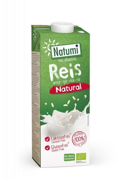 Reis-Drink natural glutenfrei, 1,0l