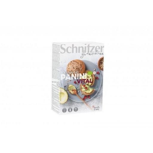 Panini vital glutenfrei 2x2St, 250g