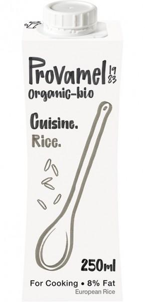 Reis Cuisine 8% glutenfrei, 250ml