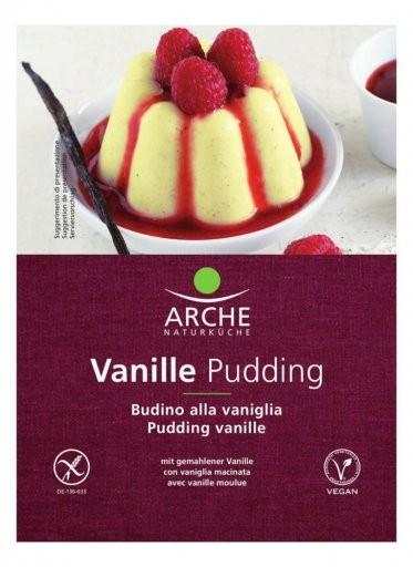Vanille Pudding glutenfrei, 40g