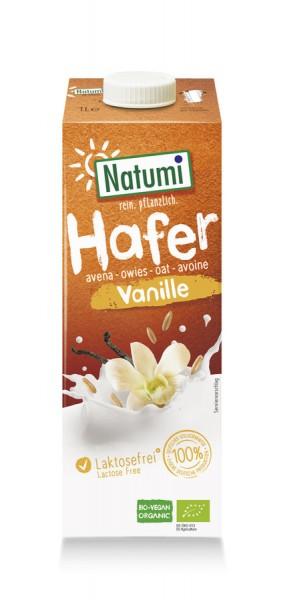 Haferdrink Vanille, 1,0l