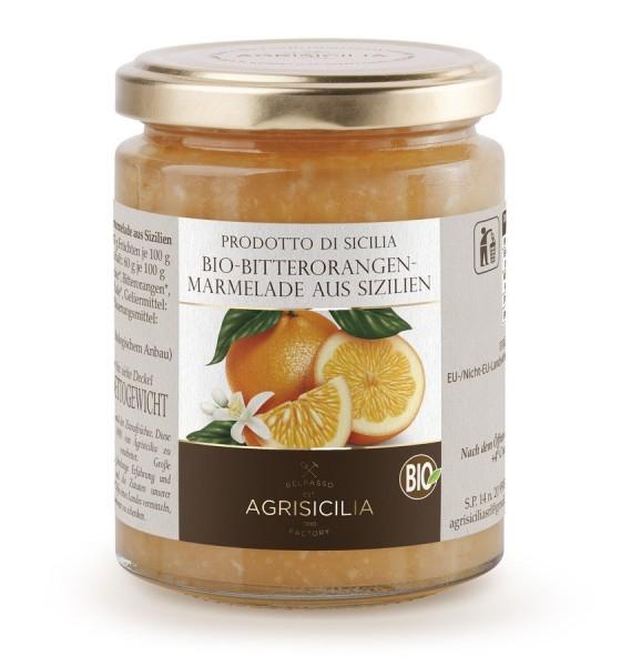 Bitterorangen-Marmelade aus Sizilien, 360g