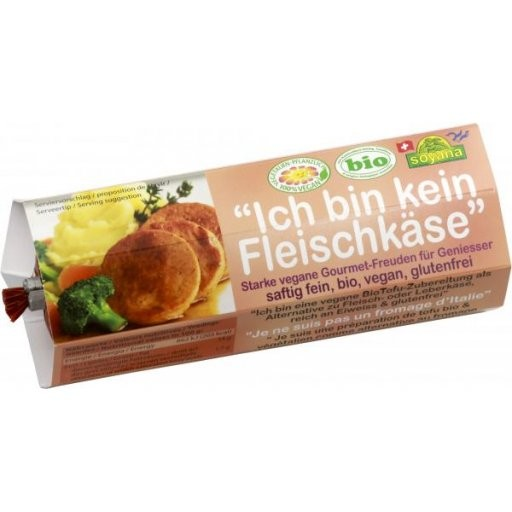 Vegane Alternative zu Fleischkäse, 200g