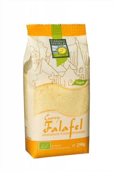 Curry Falafel-Mischung, 250g