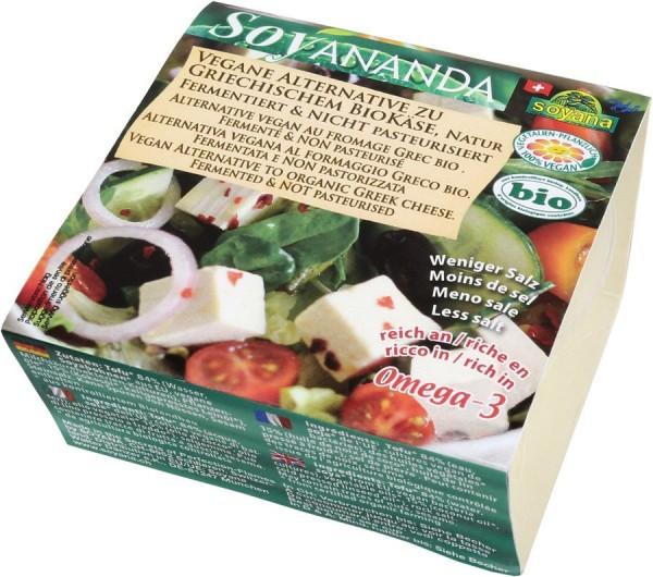 Soyananda vegane Alternative zu griech. Käse, 200g