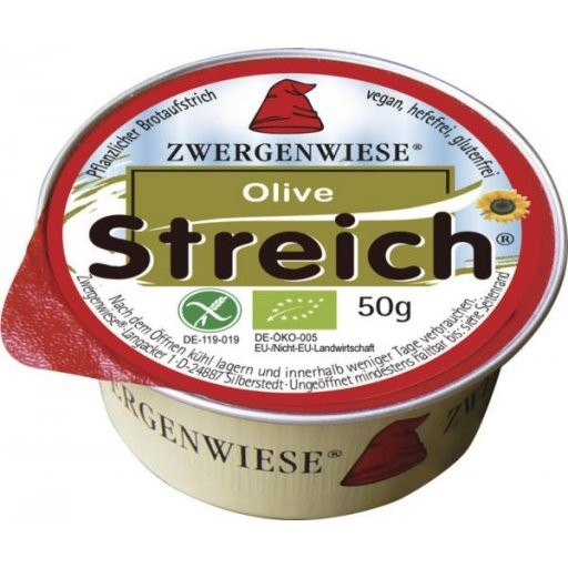 Kleiner Streich Olive glutenfrei, 50g