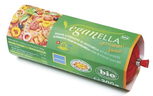 Veganella geräuchert, 200g