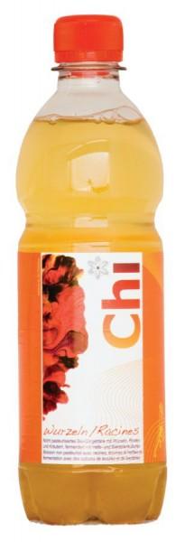 CHI Enzymgetränk mit Grüntee & Kräutern - PET, 0,5l