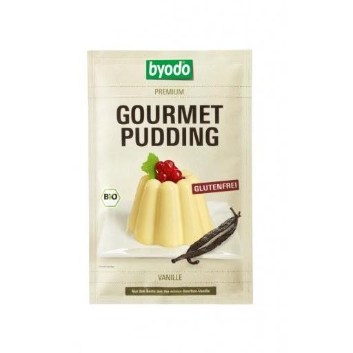 Gourmetpudding Vanille glutenfrei, Tüten