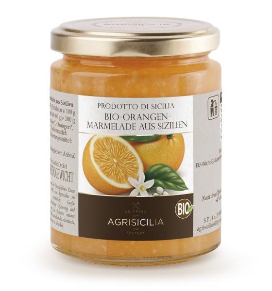Orangen-Marmelade aus Sizilien, 360g