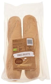 Dinkel-Baguettes 2St, 300g