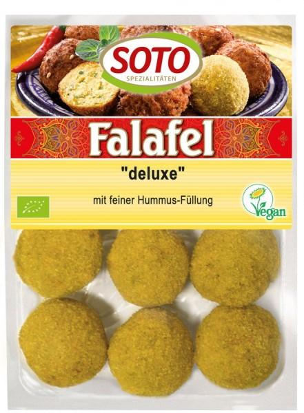 Falafel deluxe vegan 12St, 220g
