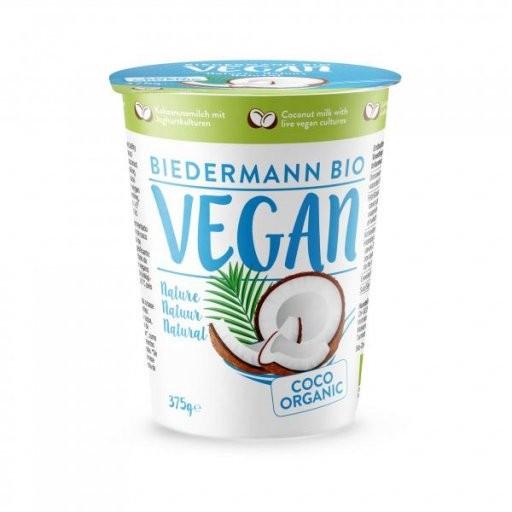 Kokos-Dessert natur vegan, 375g