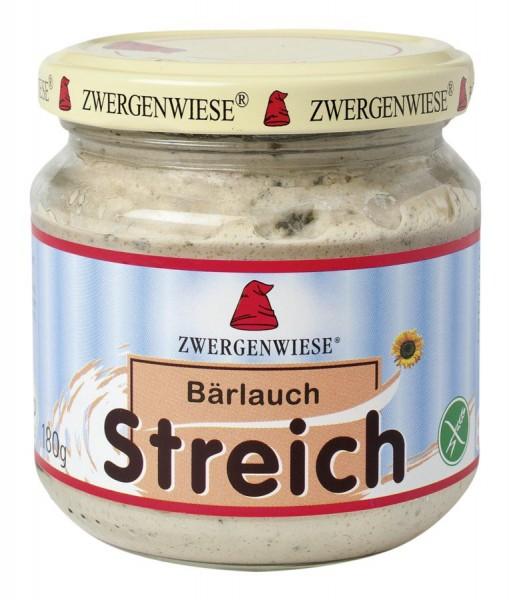 Streich Bärlauch glutenfrei, 180g