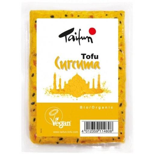 Tofu Curcuma, 200g
