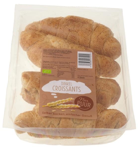 Dinkel-Croissants 4St, 200g