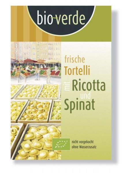 Frische Tortelli classico Spinat-Ricotta, 250g
