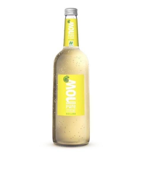 NOW Pure Zitrone glutenfrei NATURLAND, 0,75l