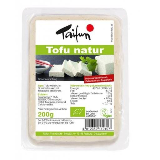 Tofu natur klein, 200g