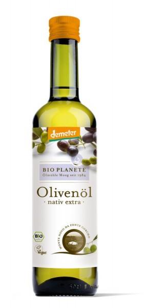 Olivenöl nativ extra DEMETER, 500ml