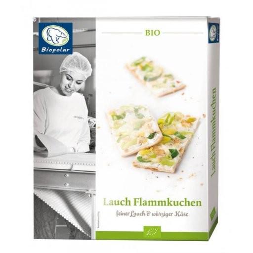 TK-Flammkuchen mit Lauch & Käse, 245g