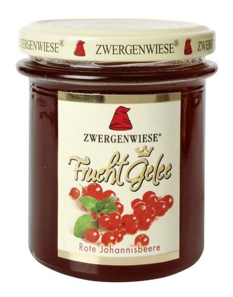 Fruchtgelee Johannisbeere rot glutenfrei, 195g