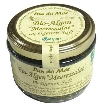 Bio-Algen Meeressalat naturell, 120g