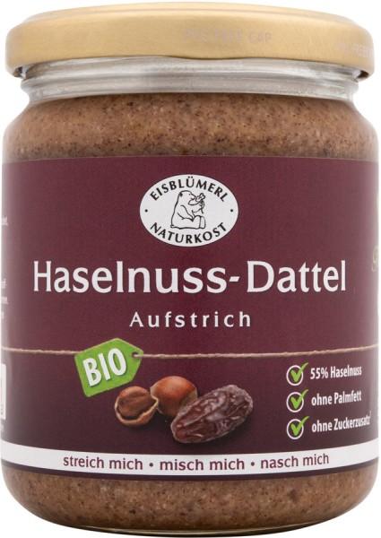 Haselnuss-Dattel-Aufstrich glutenfrei, 250g