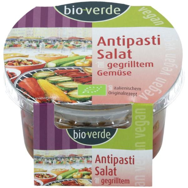 Antipasti-Salat mit gegrilltem Gemüse, 125g