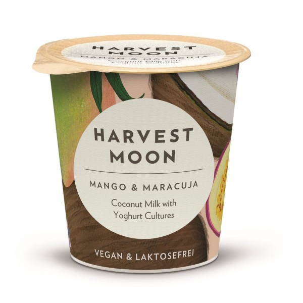 Kokos mit Joghurtkulturen Mango-Maracuja, 125g