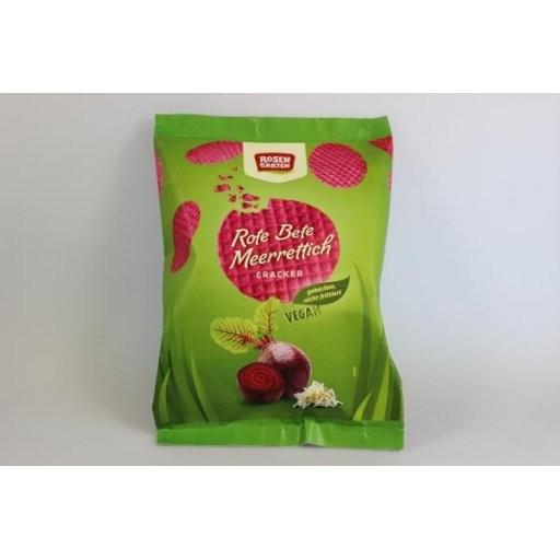 Dinkel-Cracker Rote Bete-Meerrettich, 60g