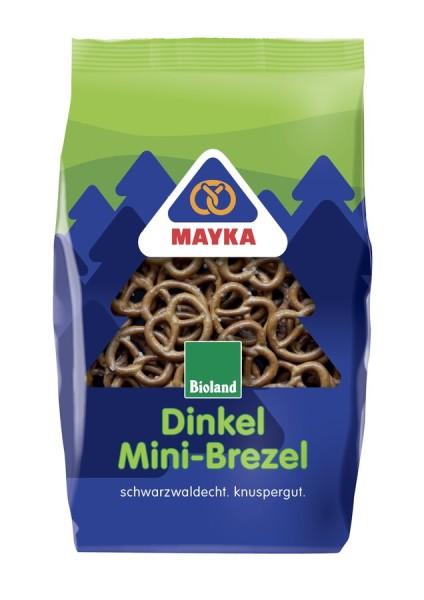 Dinkel-Mini-Brezeln BIOLAND, 150g