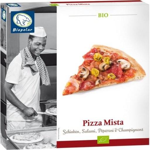 TK-Steinofen-Pizza Mista, 330g