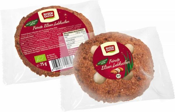 Mandel-Elisen-Lebkuchen 1St, 75g