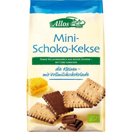 Mini-Schoko-Kekse mit Vollmilchschokolade, 125g