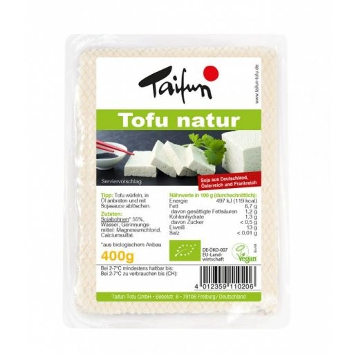 Tofu natur, 400g
