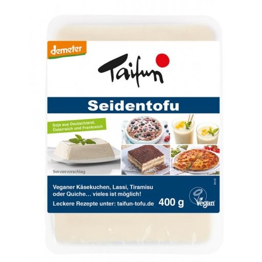 Seidentofu DEMETER, 400g