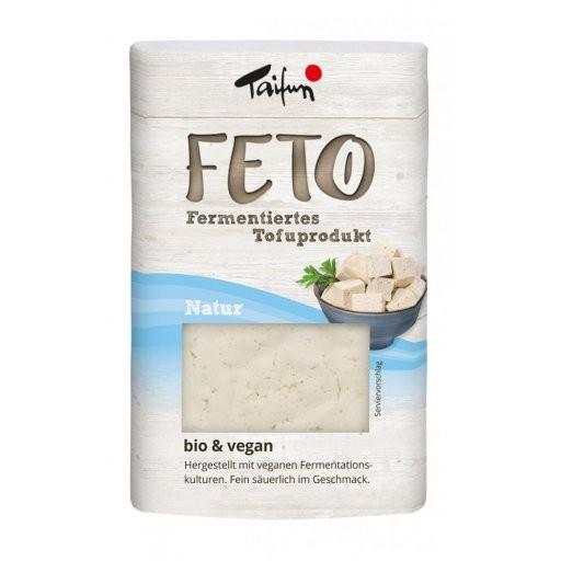 FeTo natur - fermentiertes Tofuprodukt, 200g