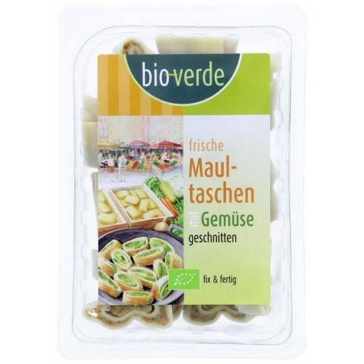 Frische Schwäbische Maultaschen mit Gemüse geschn., 250g